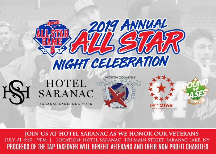 2019 ALL STAR GAME PARTICIPANTS ANNOUNCED
